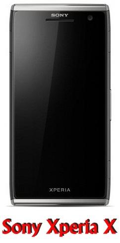 O Xperia X chega para tentar destronar os líderes Galaxy S3 e iPhone 5 (Foto: Reprodução/IT168)