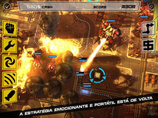 Anomaly Korea envolve estratégia e ação em um pacote com gráficos incríveis (Foto: Divulgação) (Foto: Anomaly Korea envolve estratégia e ação em um pacote com gráficos incríveis (Foto: Divulgação))