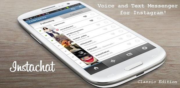 Instachat é um recurso ótimo para quem curte o Instagram (Foto: Divulgação) (Foto: Instachat é um recurso ótimo para quem curte o Instagram (Foto: Divulgação))