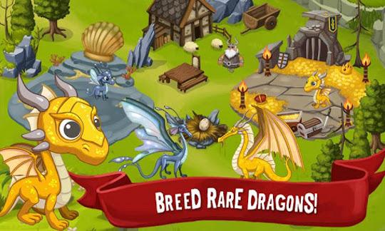 Little Dragons é um jogo para quem quer cuidar do seu próprio Dragão (Foto: Divulgação) (Foto: Little Dragons é um jogo para quem quer cuidar do seu próprio Dragão (Foto: Divulgação))