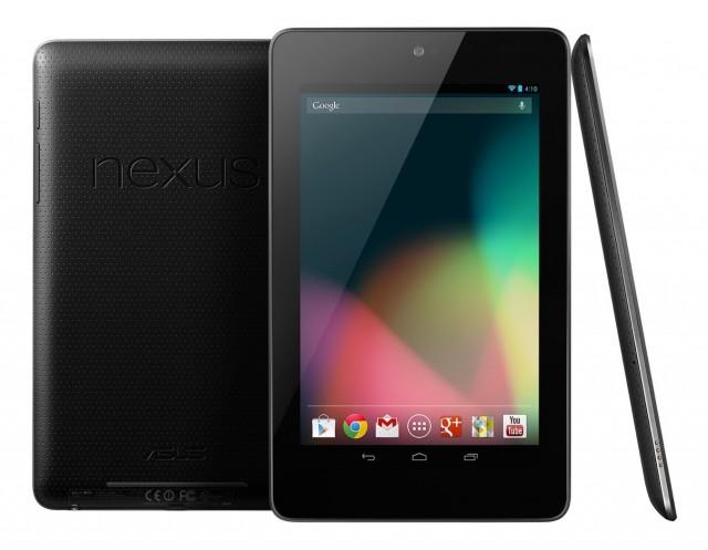 Google Nexus 7 deve chegar ao Brasil nas próximas semanas (Foto: Divulgação)