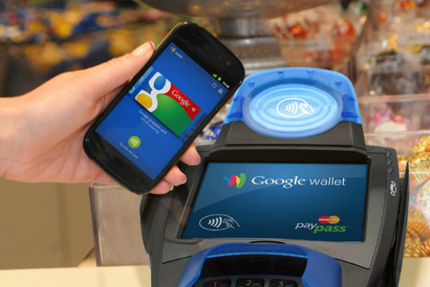 O Google Wallet funciona como um cartão (Foto: Reprodução/ BGR)