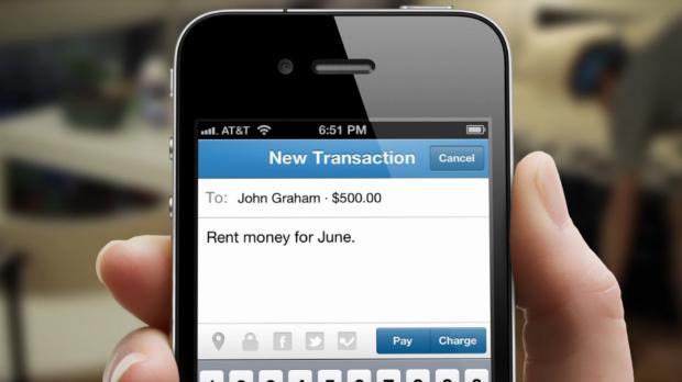 Venmo: transferência de dinheiro via SMS (Foto: Divulgação/ Venmo)