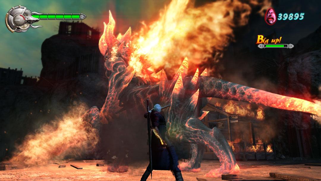 Devil May Cry 4 Screenshots 2