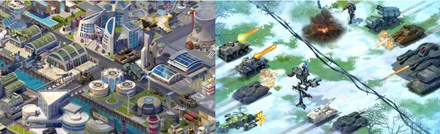 World At Arms é um jogo de estratégia parecido com o clássico Warcraft (Foto: Divulgação)