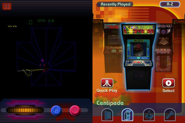Atari Hits traz as máquinas arcades do Atari para o seu iPhone e Android (Foto: Divulgação)