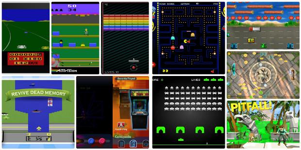 Os jogos do Atari também marcam presença no Android e iOS (Foto: Divulgação)