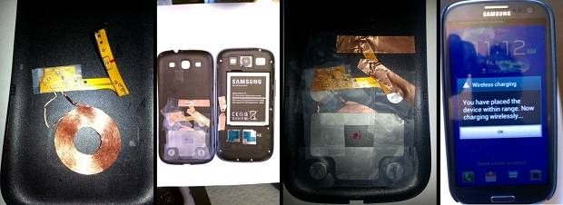 Modificação é feita na parte traseira do aparelho e pode afetar sensores magnéticos (Foto: Divulgação)