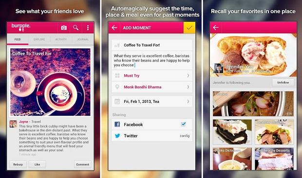 Burpple é um Instagram para comida (Foto: Divulgação)
