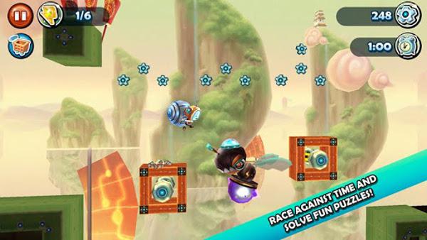 Cordy 2 é um jogo bonito e criativo (Foto: Divulgação)