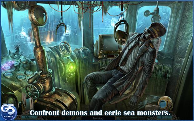 Quem é fã de um bom mistério e quebra-cabeças não pode perder Abyss the Wraiths of Eden (Foto: Divulgação)