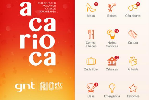 As Cariocas: um ótimo guia do Rio para as mulheres (Foto: Reprodução/ Paula Carvalho)