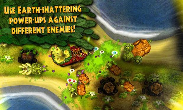 Ant Raid é um jogo de estratégia que pode acontecer no seu jardim sem você perceber (Foto: Divulgação)