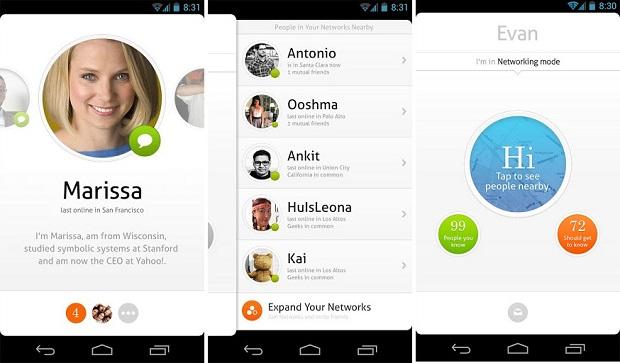 Circle oferece localização de amigos próximos (Foto: Divulgação)