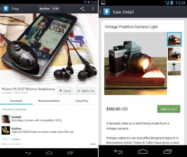 Fancy fez sucesso no iOS e chegou ao Android (Foto: Divulgação)