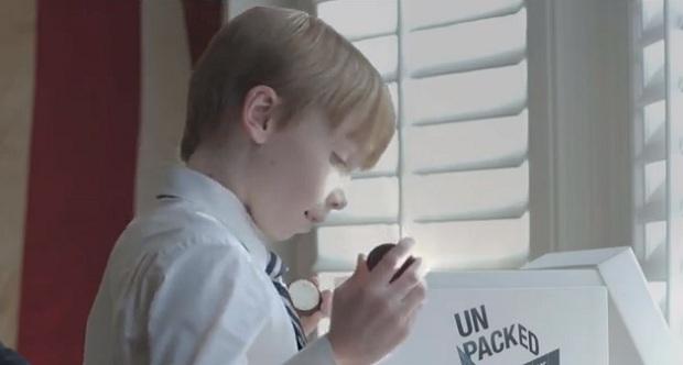 Teaser do S4 foi lançado no YouTube pela Samsung (Foto: Reprodução/YouTube)