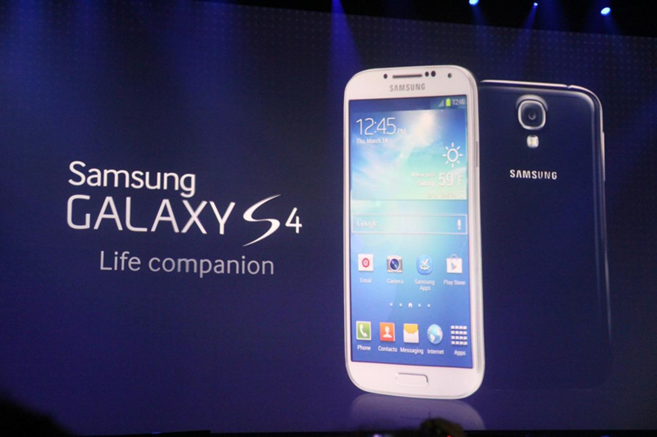 Como Seria O Galaxy S4 Na Visão De Um Fã Do IPhone