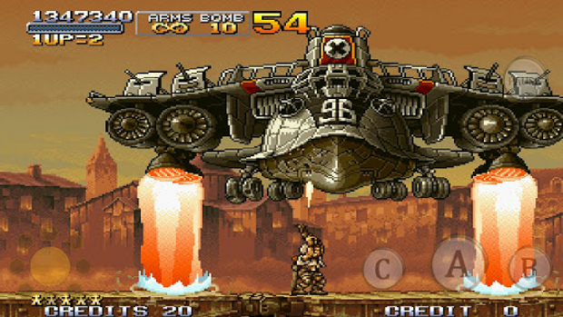 Metal-Slug-X-Android