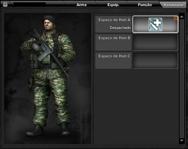 d1a8c92adcb Inserindo habilidades no seu jogador (Foto  Reprodução LevelUp Games)