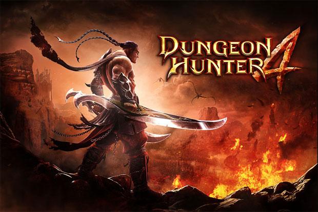 Dungeon Hunter 4 vai ter ainda mais ação e lutas (Foto: Divulgação)