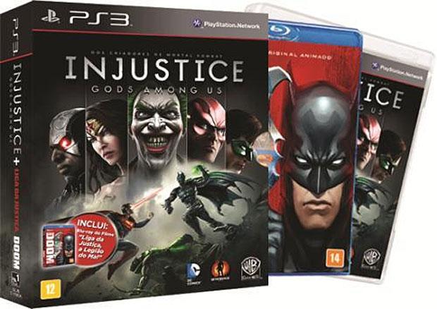 Скачать Injustice на PS3 pkg
