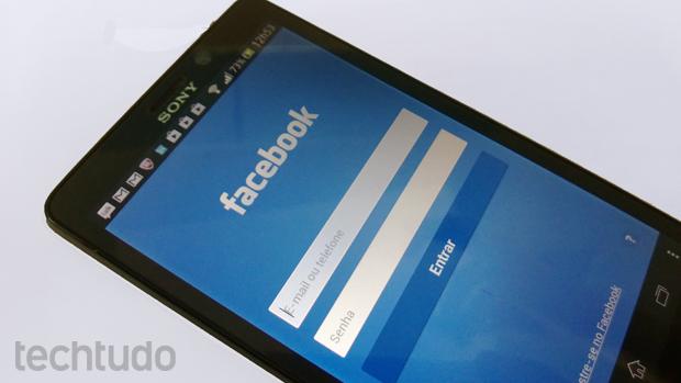 Facebook Home pode ser o novo smartphone da rede social (Foto: Allan Melo/TechTudo)