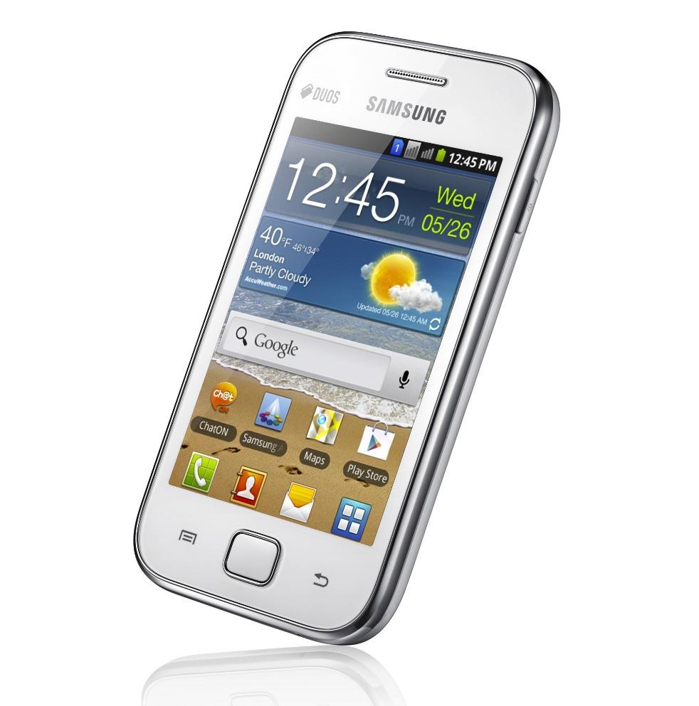 O Galaxy Ace 3 vai ganhar tela HD (720p) e processador dual-core de 1,2 GHz (Foto: Reprodução/PhoneEgg)