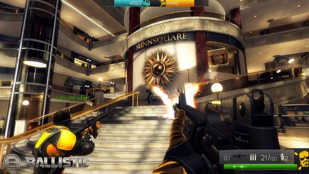 Ballistic, um FPS brasileiro que promete (Foto: Divulgação)