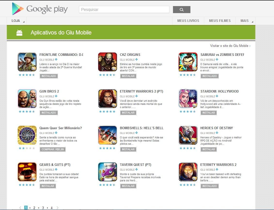 Procure informações sobre o desenvolvedor e dos aplicativos que ele oferece (Foto: Divulgação/ Google Play)