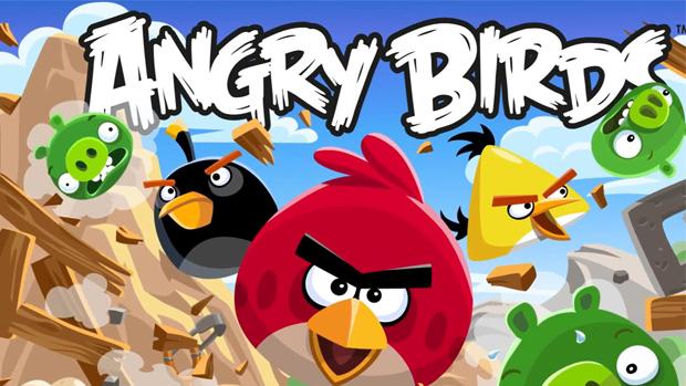 Angry Birds virou febre e ganhou versões em várias plataformas. (Foto: Divulgação)