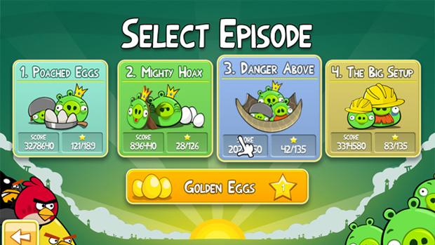 O menu do jogo também esconde um ovo de ouro. (Foto: Reprodução)