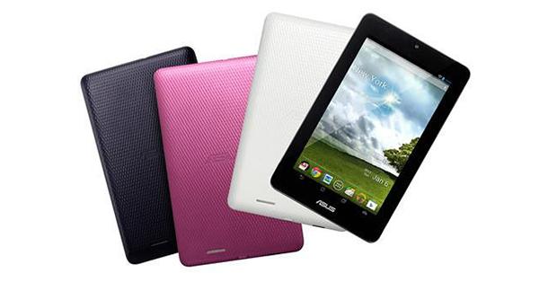 MeMO Pad é uma alternativa ao Nexus 7, que não é vendido no Brasil ainda. (Foto: Divulgação)