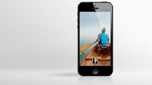 Facebook e Apple estariam negociando chegada do Home ao iPhone. (Foto: Reprodução / Gizmag)