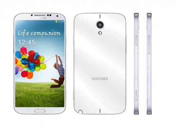 Galaxy Note 3 será o dispositivo mais