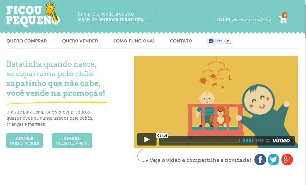 a1f1df79c32 Confira os brechós infantis que fazem sucesso entre as mães na web ...