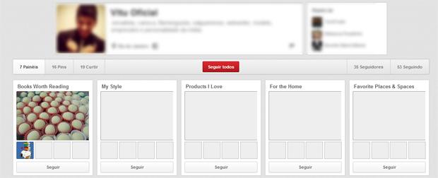 Alegeți pe care să-l urmați pe Pinterest (Foto: Redare / Thiago Barros) (Foto: Alegeți care să urmați pe Pinterest (Foto: Redare / Thiago Barros))