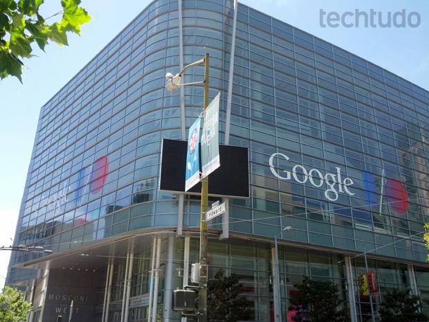Google I/O é palco para grandes anúncio com novidades da empresa (Foto: Marcello Azambuja / TechTudo)