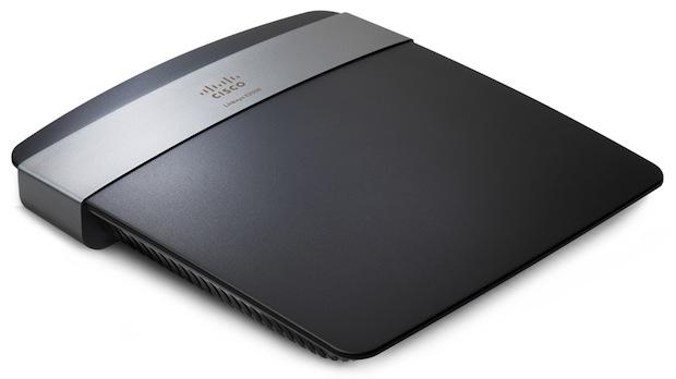 Roteador Wi-Fi Linksys E2500 (Foto: Divulgação)