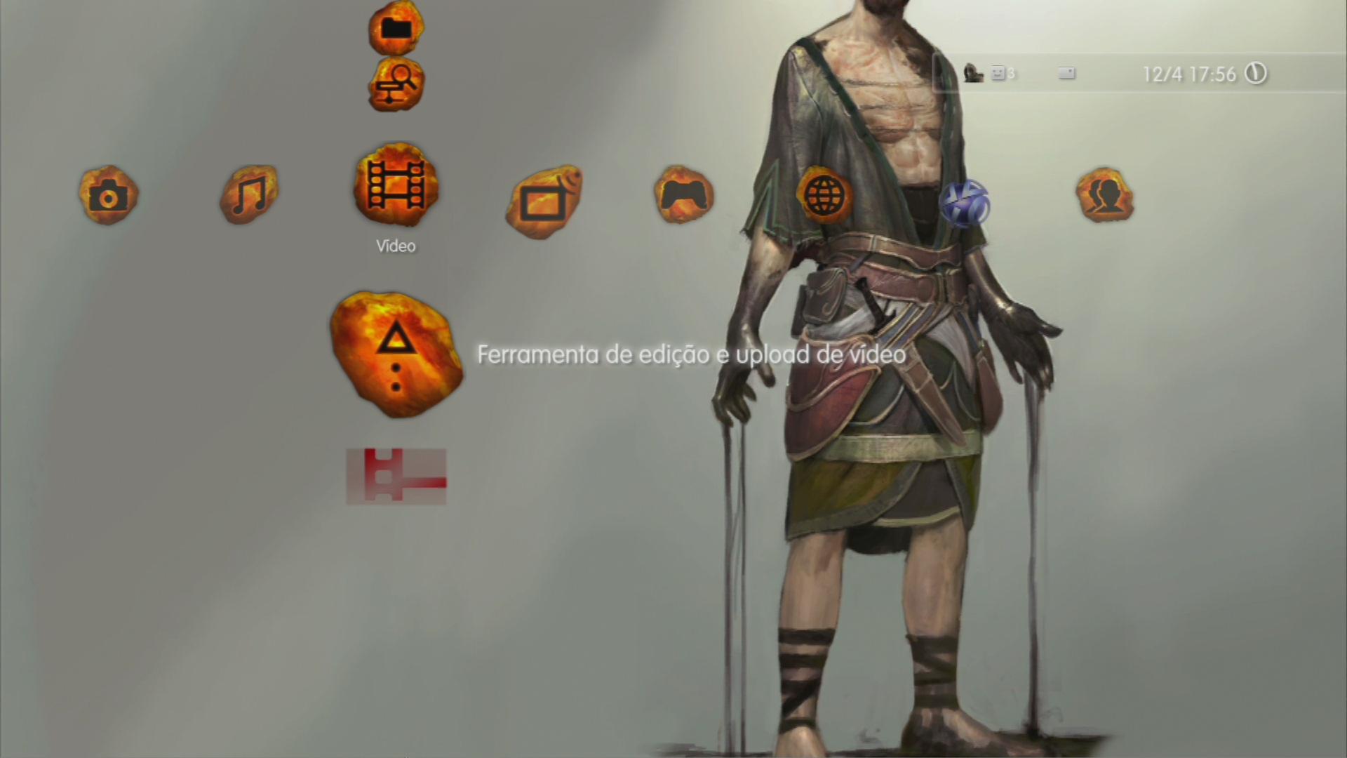 Como editar, criar e compartilhar vídeos no PlayStation 3