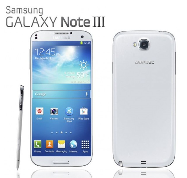 Galaxy Note 3 utilizará a mesma identidade visual trazida pelo Galaxy S4 (Foto: Reprodução/ibtimes)