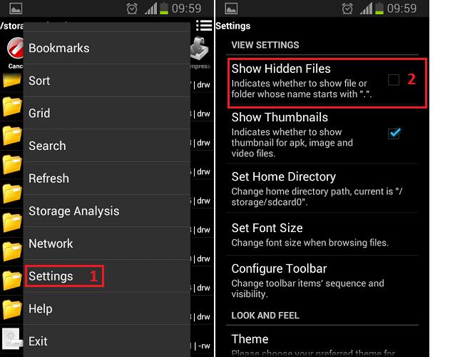 Saiba como ocultar arquivos e pastas no Android | Dicas e