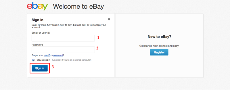 How to pay someone on ebay without paypal