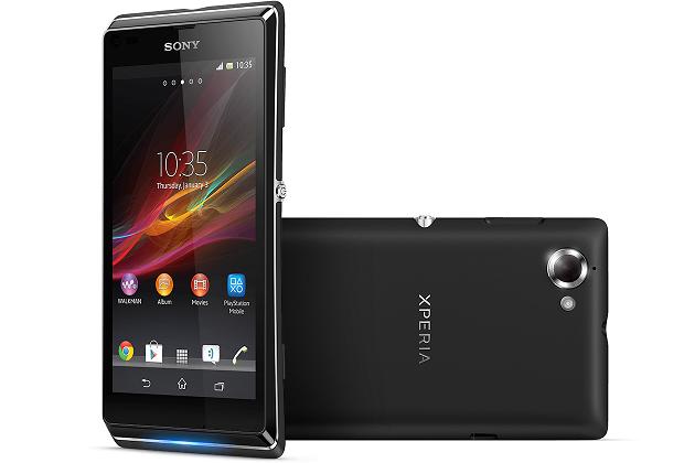 Xperia L tem a melhor câmera da categoria, segundo a Sony (Foto: Divulgação)