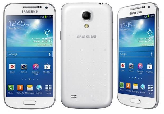 Galaxy S4 Mini, versão menor do Galaxy S4 (Foto: Divulgação)