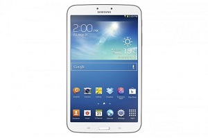 Galaxy Tab 3 de oito polegadas lembra o S4 (Foto: DIvulgação)