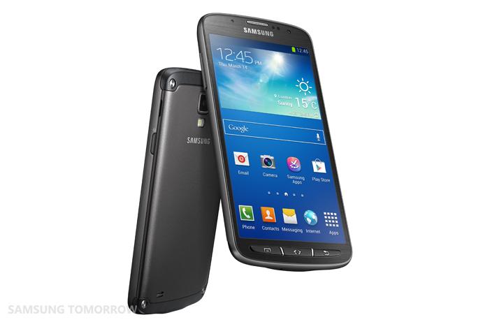 O Galaxy S4 Active é a variante a prova d'água e poeira do top de linha da Samsung (Foto:Divulgação/Samsung) (Foto: O Galaxy S4 Active é a variante a prova d'água e poeira do top de linha da Samsung (Foto:Divulgação/Samsung))