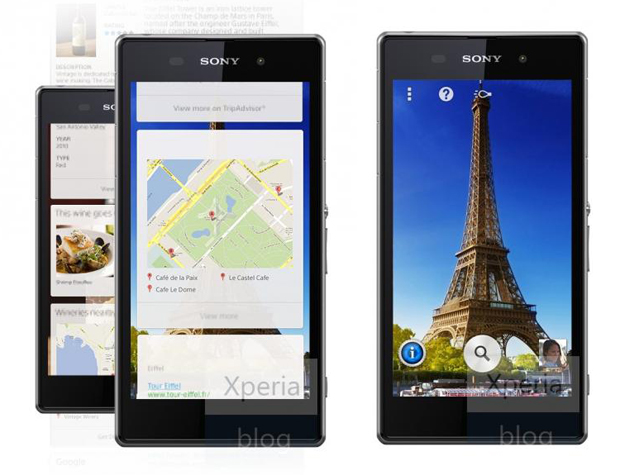 Xperia i1, novo top de linha da Sony, teve detalhes de seu sistema vazados (Foto: Reprodução/XperiaBlog)
