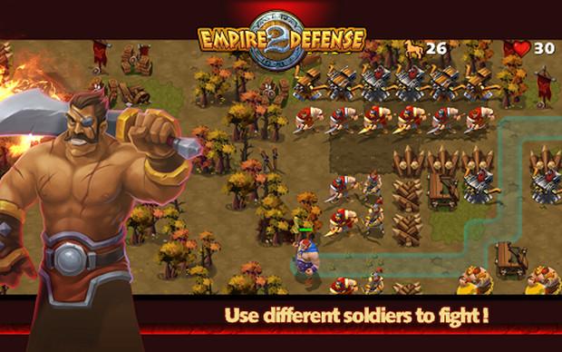 Use sua melhor estratégia neste jogo de Tower Defense para salvar o príncipe (Foto: Divulgação)