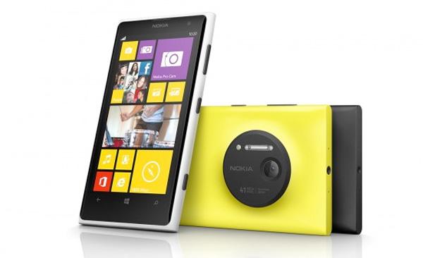 Lumia 1020, o smartphone da Nokia com Windows Phone 8 e câmera de 41 megapixels (Foto: Divulgação)