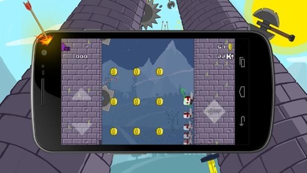 Leaping Legend é um jogo de escalar onde você enfrenta muitos desafios (Foto: Divulgação) (Foto: Leaping Legend é um jogo de escalar onde você enfrenta muitos desafios (Foto: Divulgação))